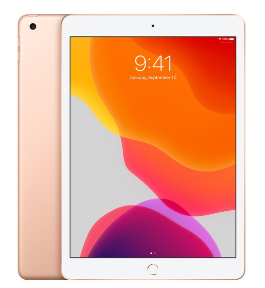 Apple iPad 7 Wi-Fi 128Gb Gold MW792RU/A EAC